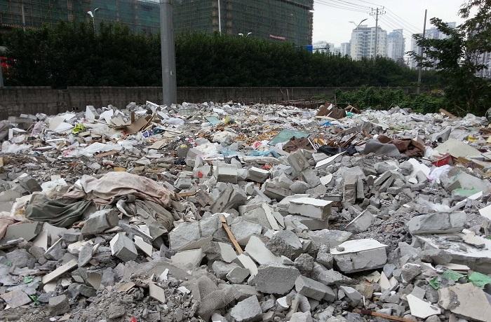 建筑垃圾清运费收取标准是多少,相关法律法规条例解读