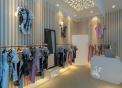 女裝服裝店裝修多少錢一平 女裝服裝店裝修風格