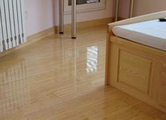 竹木地板的优点有哪些方面 不用苦苦盯着昂贵的实木地板