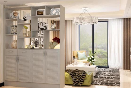 家装隔断方式有哪些 室内装修的隔断方法