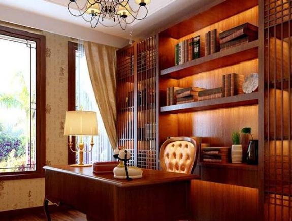小书房适合哪种装修风格 小书房风格选哪种