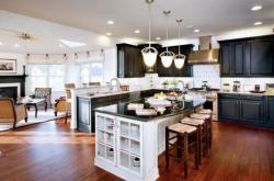 開放式廚房如何裝修 有哪些裝修要點