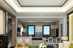 小客廳吊頂設計技巧有哪些 樣式如何選擇