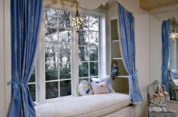 飄窗怎樣裝窗簾好看 小飄窗窗簾搭配技巧是什么