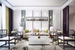 中式客廳如何擺放家具 中式客廳怎么布置