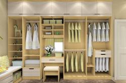 衣柜怎么做 衣柜一般用什么材质