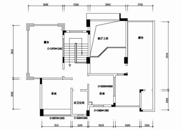 什么叫建筑平面图 如何画好建筑平面图
