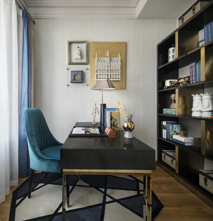 书房装修设计的基本原则