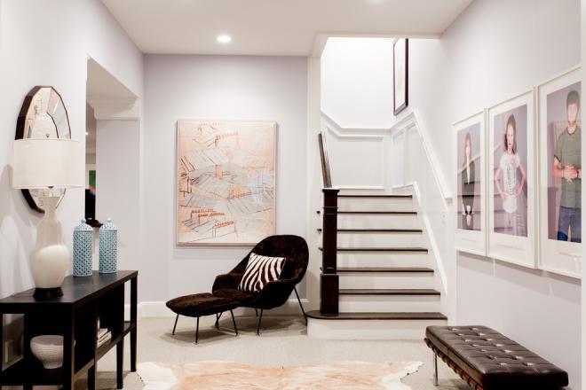 客厅加楼梯效果图大全