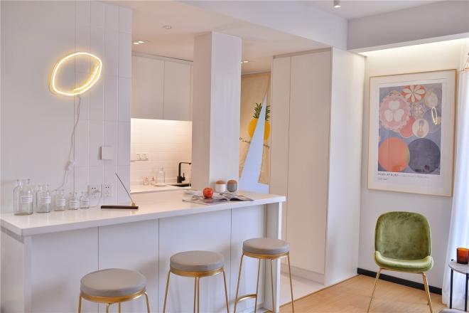 小公寓装修效果图 小户型