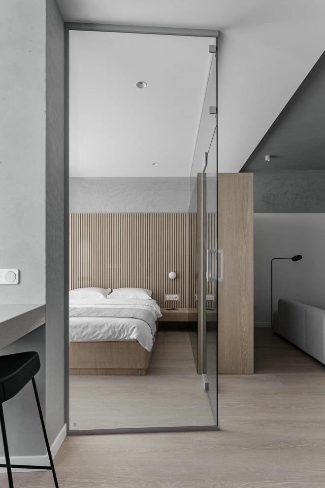 20平小公寓装修效果图