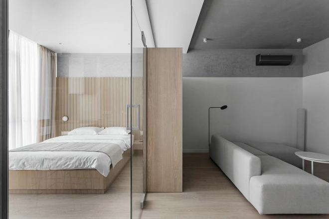 25平小公寓装修效果图
