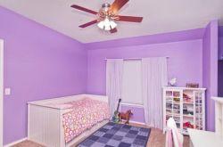 粉紫色装修搭配知识