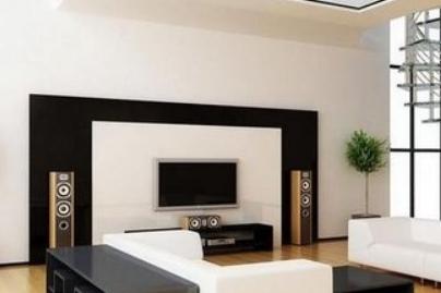 电视背景墙墙纸怎么选择 颜色怎么搭配才好看
