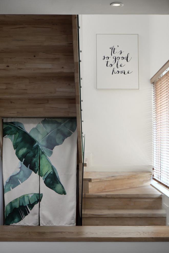 小平米复式楼梯装修效果图