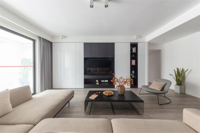 现代风格客厅沙发效果图
