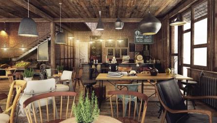 咖啡店如何装修 各区间装修要注意什么