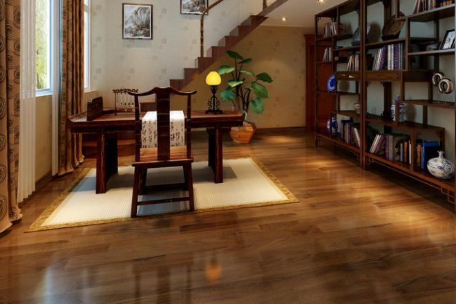 典雅唯美欧式风格 青岛别墅装修效果图