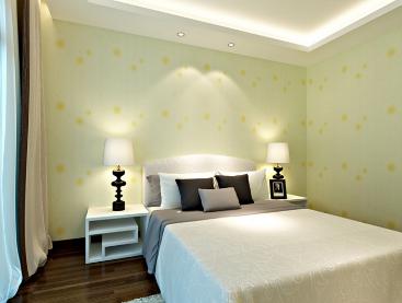 女孩卧室壁纸怎么选 女孩卧室壁纸什么颜色好看