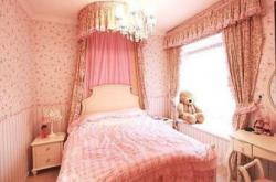 女孩卧室装修风格有哪些 墙面颜色哪种好