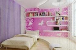 适合女生小房间装修风格有哪些 女孩卧室装修注意事项有哪些
