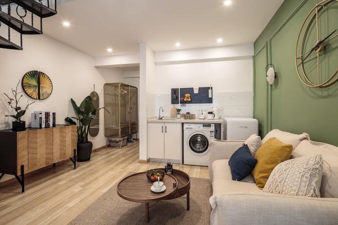50平米的客厅装修效果图欣赏