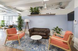 300平米办公室装修效果图 办公室装修实景图