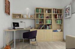 小户型书房怎么装修?小户型书房装修要注意什么?