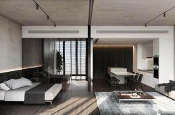 现代简约客厅窗帘如何设计 客厅简约风格窗帘效果图