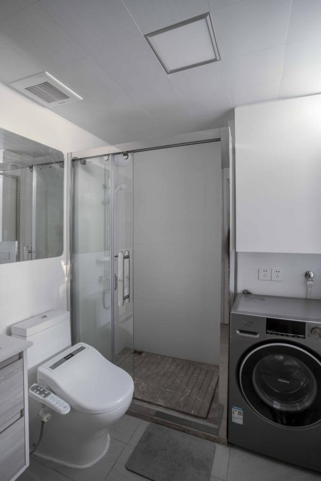 小公寓卫生间装修效果图