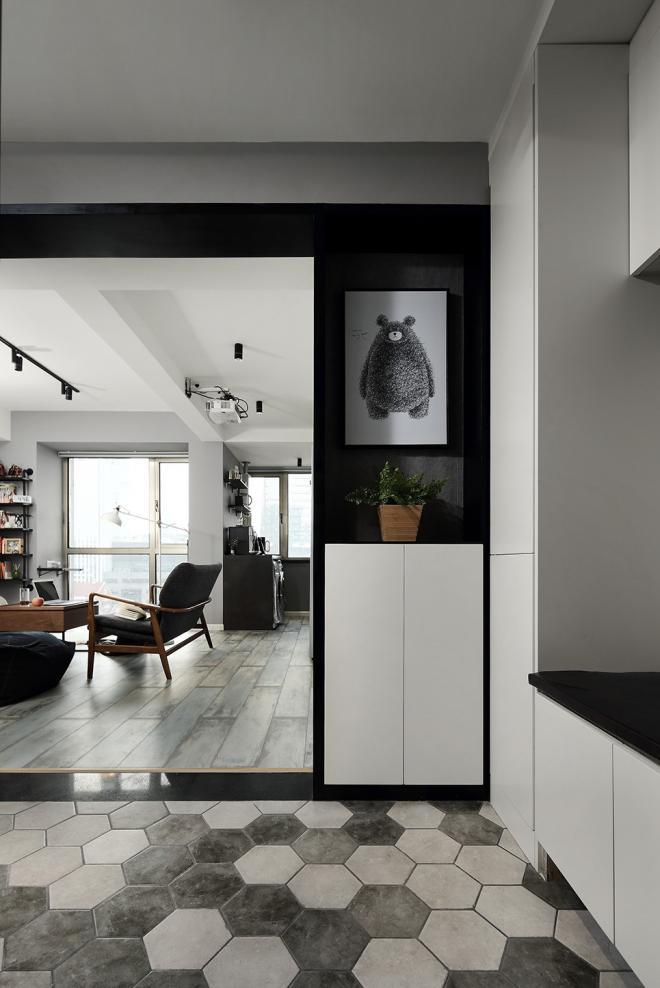 小户型60平米公寓装修效果图