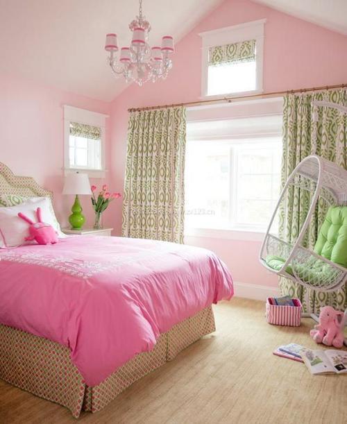 女生房间布置图片效果图