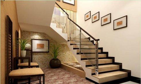 三转楼梯设计效果图