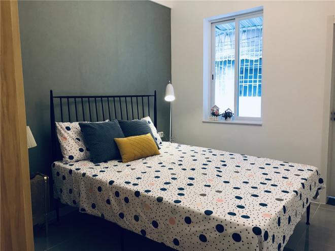 卧室装修效果图小户型简约