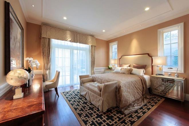 卧室装修效果图温馨