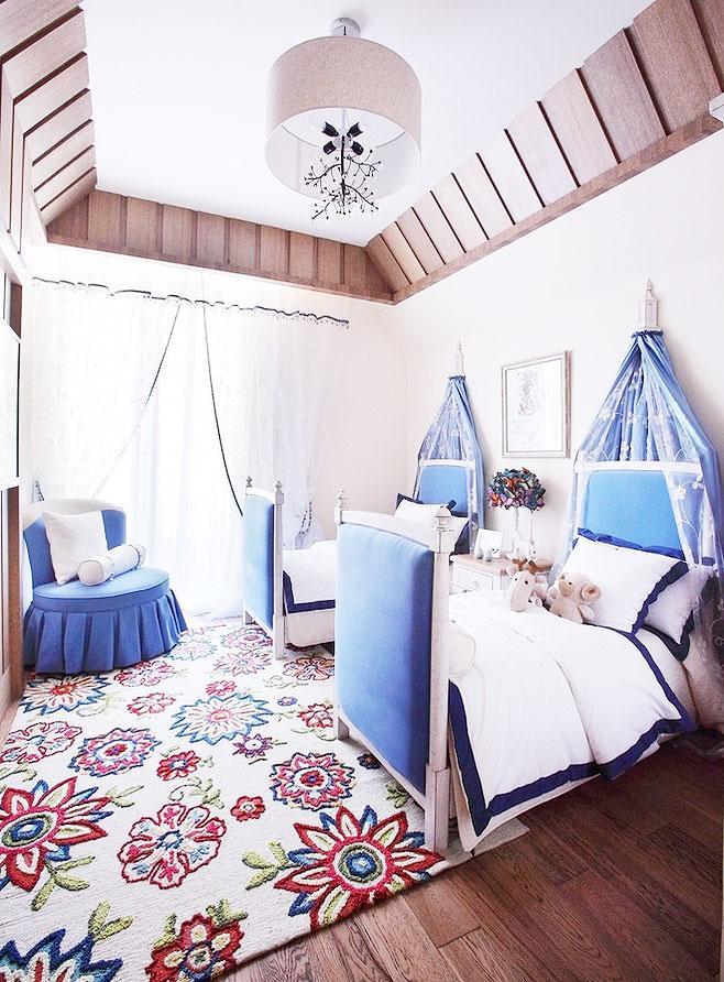 简装客厅吊顶效果图 济南装饰装修公司