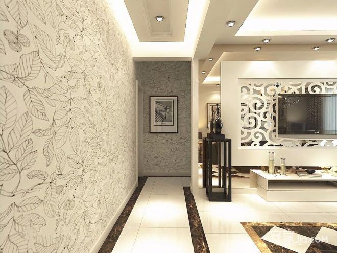 家装客厅吊顶设计效果图大全