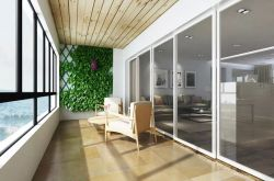 阳台装修风格 最实用的阳台装修效果图