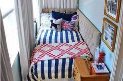 阳台装修怎么改造 卧室书房随心所欲