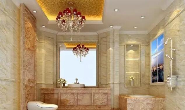 卫生间墙面砖装修效果图