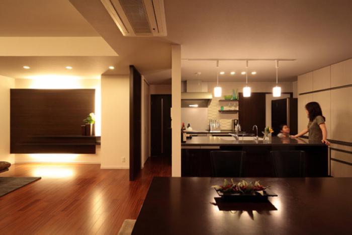 日式改造100平米老房 日式风格代表作品