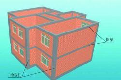 砌体结构常见裂缝的分析与防治 济南房屋装修
