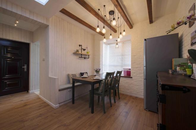 标准一室一厅装修效果图片