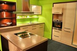 小户型之迷你厨房篇 长沙厨房装修设计