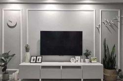 电视背景墙装修材料怎么选?电视背景墙材料总结
