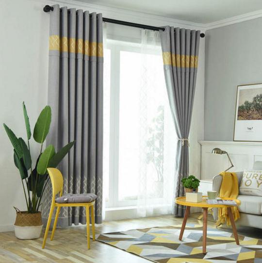 家装窗帘该如何去选择