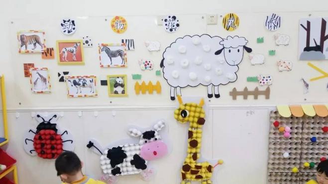 幼兒園的主題墻有什么類型呢?