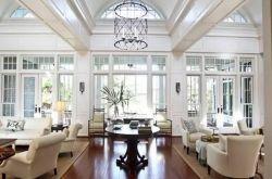 欧式客厅吊顶如何装修 欧式风格吊顶的特点