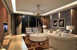 卧室吊顶效果图设计 斜顶阁楼的吊顶设计效果赏析