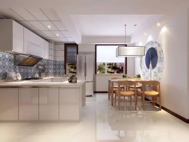 中式房屋装修设计效果图 中式风格融入现代简约